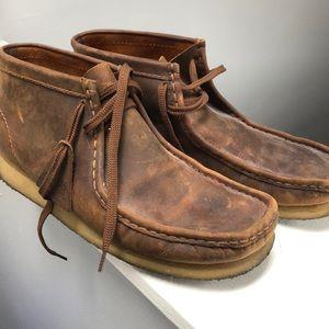 Men's Clark's original Wallabees